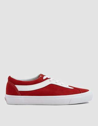 Vans Bold Ni Sneaker in Racing Red