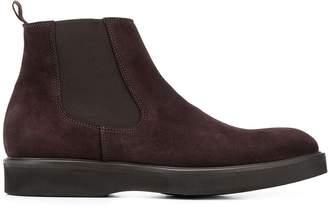 Corneliani Chelsea ankle boots