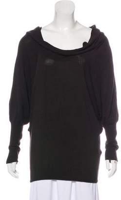 Les Copains Tonal Knit Sweater