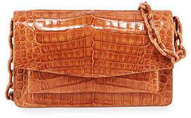 Nancy Gonzalez Eden XS Crocodile Crossbody Bag