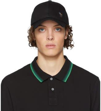 Paul Smith Black Zebra Cap
