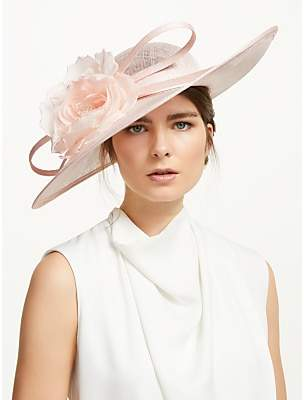 0be6356cf83d6 Whiteley Joanna Rose Detail Disc Occasion Hat