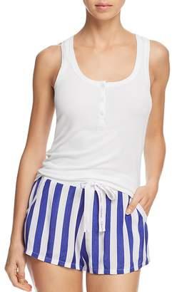 Calvin Klein Tank & Striped Shorts PJ Set