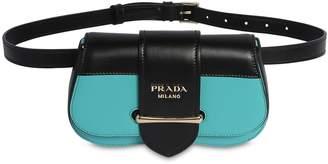 c3d2edd9b08ca Prada Green Leather Bags For Women - ShopStyle Australia