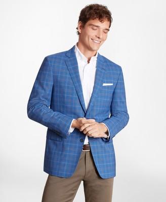 Brooks Brothers Regent Fit BrooksCool Check Sport Coat