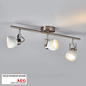 Attraktive LED-Deckenlampe Nima