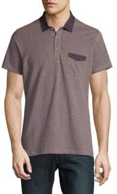 Saks Fifth Avenue Casual Cotton Polo