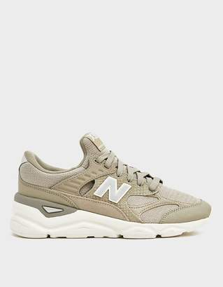 New Balance X-90 Sneaker in Grey/White