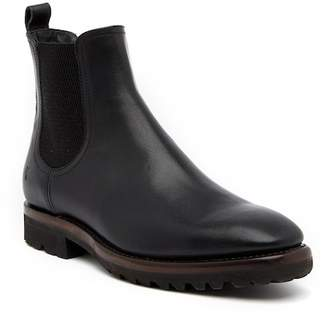 Frye Weston Lug Leather Chelsea Boot
