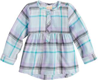 Carter's Toddler Girl Jumping Beans Plaid Flannel Tunic