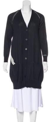 Y-3 x Adidas Button-Up Cardigan