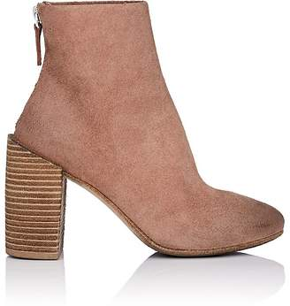 Marsèll Women's Distressed Suede Ankle Boots