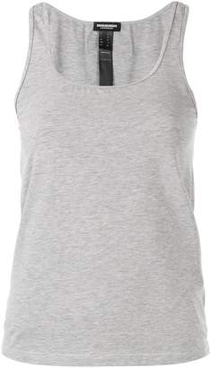 DSQUARED2 fitted tank top