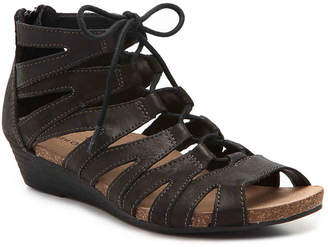 Women's Harley Gladiator Sandal -Light Brown $99 thestylecure.com