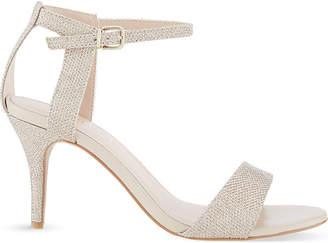 Carvela Kollude metallic heeled sandals