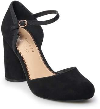 Lauren Conrad Ceylon Women's Ankle Strap Heels