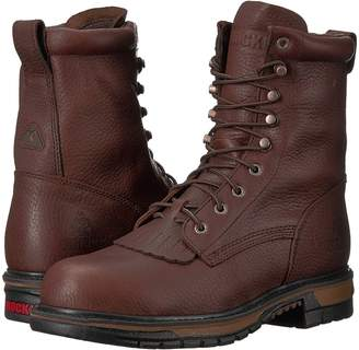 Rocky 8 Original Ride Steel Toe WP Men's Work Boots