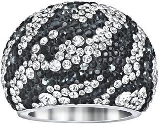Swarovski Chic Zebra Ring - Size 6 $270 thestylecure.com