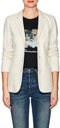 Xo Barneys Colombo Women's Cashmere-Silk Fitted Blazer