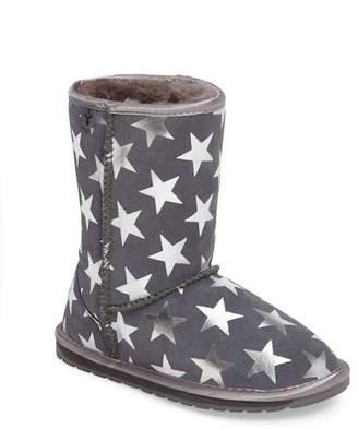 Emu 'Starry Night' Boot (Toddler, Little Kid & Big Kid)