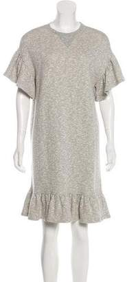 Ulla Johnson Knit Knee-Length Dress