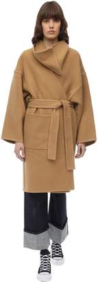 J.W.Anderson Wool & Cashmere Wrap Coat