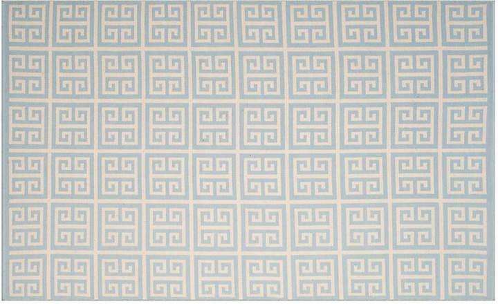 Grahaniya Rug - Light Blue/Ivory - 3'x5'