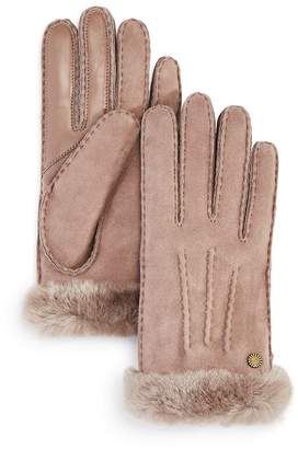 06ca5ad5235df UGG Sheepskin Carter Tech Gloves