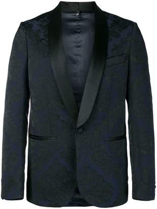 Christian Pellizzari brocade blazer