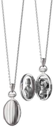 Monica Rich Kosann Petite Locket Necklace