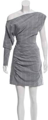 Walter W118 Baker One-Sleeve Mini Dress w/ Tags