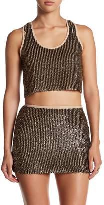 Raga Glitz & Glam Crop Shirt