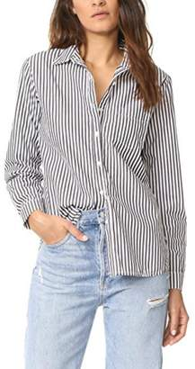 Stateside Striped Button Down