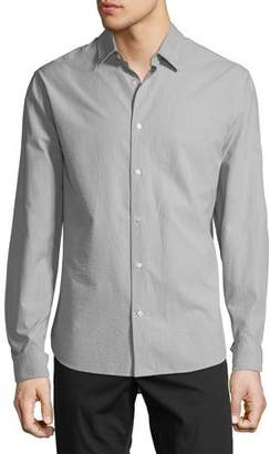 Vince Men's Micro Stripe Sport Shirt