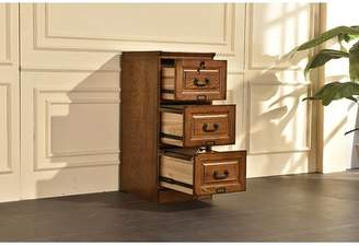 Co Darby Home Sarthak 3 Drawer Vertical Filing Cabinet