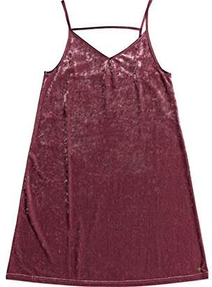 Roxy Junior's Sleepy Night Velvet Dress