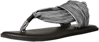 Sanuk Yoga Sling Girls Flip Flop (Little Kid/Big Kid)
