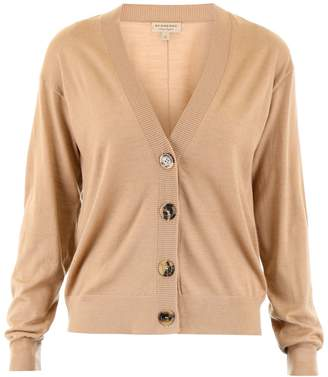 1e387311ae Button Elbow Patch Sweater - ShopStyle