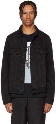 Off-White Off White Black Byredo Edition Denim Jacket