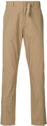 No.21 straight-leg trousers