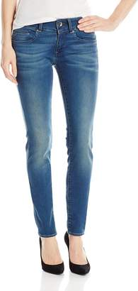 G Star Women's Midge Cody Midrise Skinny Super Stretch Jean