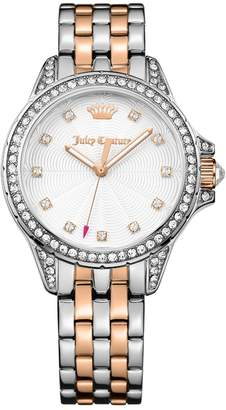 Juicy Couture Two-Tone Charlotte Watch