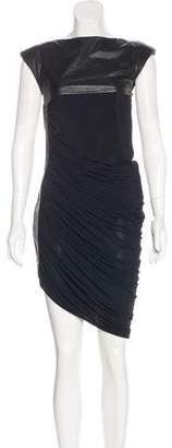 Elisabetta Franchi Sleeveless Midi Dress