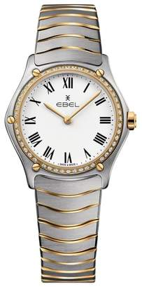 Ebel Sport Classic Diamond Bracelet Watch, 29mm