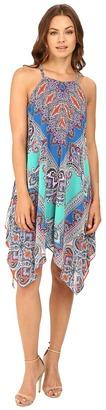 Christin Michaels Niama Woven Dress $74 thestylecure.com