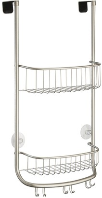 InterDesign Forma Over the Door Shower Caddy