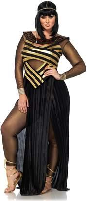 Leg Avenue Women's Plus-Size Nile Queen Costume