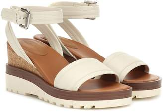 b419b9f66701 White Wedge Sandals For Women - ShopStyle Australia