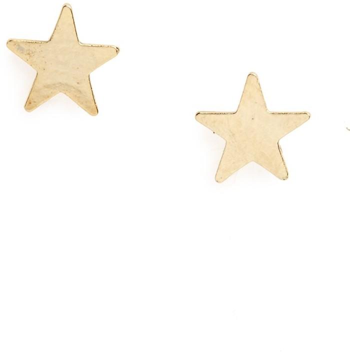 BaubleBar Star Studs