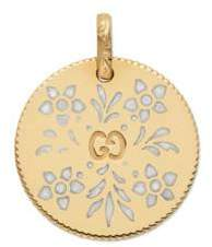 Gucci Icon charm in yellow gold